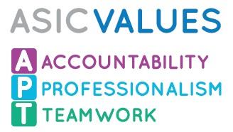 Asic Values