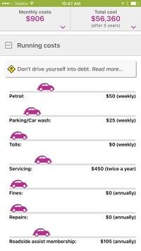 Moneysmart Cars App 4