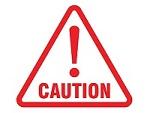 Caution Sign 2