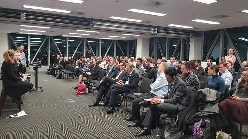 Meet The Regulators Melbourne 1