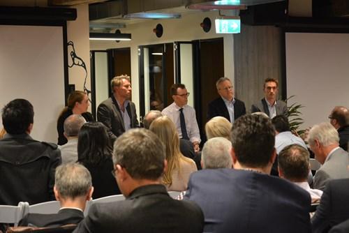 Meet The Regulators Sydney 2