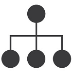 Org Chart Icon 1