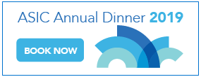 Asic Annual Forum Dinner Book Now