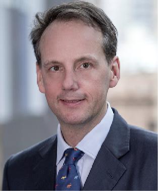 Photograph of ASIC Chair James Shipton