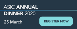 Asic Annual Dinner 2020 Register Now