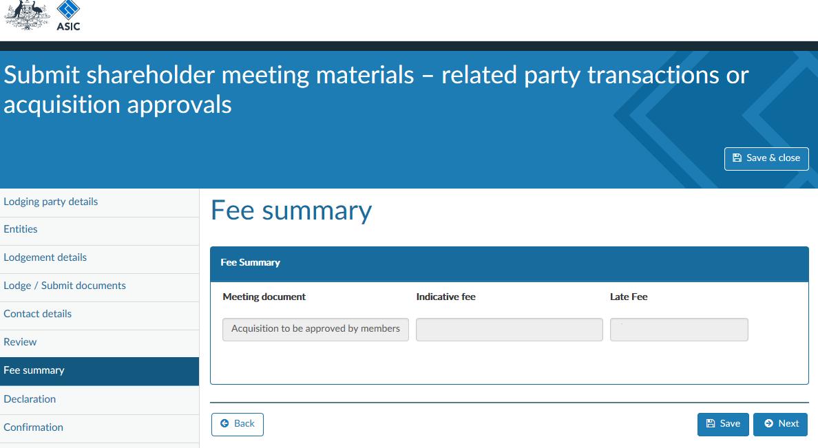 Shareholder Meetings 4