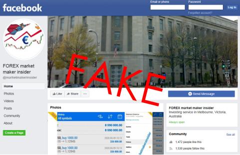 MMI scam Facebook page 3